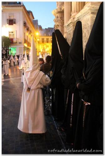 124 Procesión Sábado Santo (4 abr 2015)