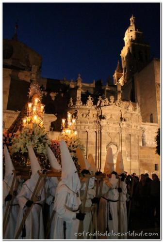 127 Procesión Sábado Santo (4 abr 2015)