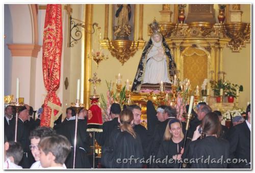 138 Procesión Sábado Santo (4 abril 2015)