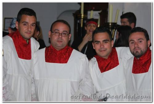 145 Procesión Sábado Santo (4 abril 2015)