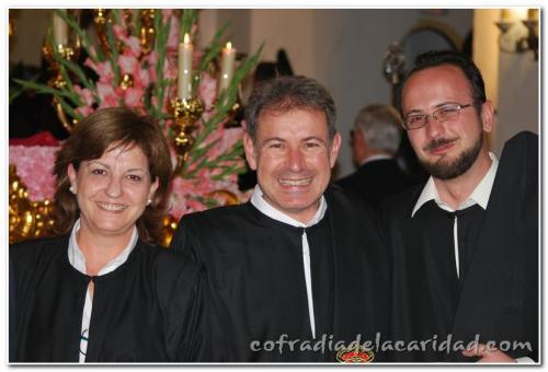 150 Procesión Sábado Santo (4 abril 2015)