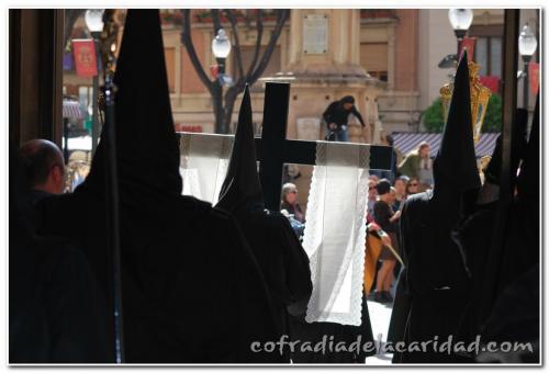 160 Procesión Sábado Santo (4 abril 2015)
