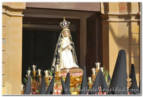 165 Procesión Sábado Santo (4 abril 2015)