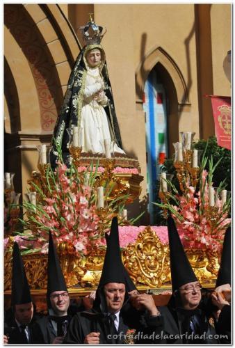 166 Procesión Sábado Santo (4 abril 2015)