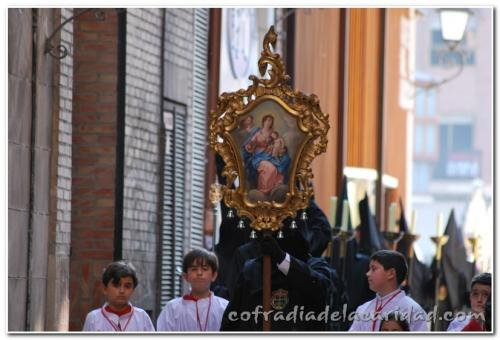 172 Procesión Sábado Santo (4 abril 2015)