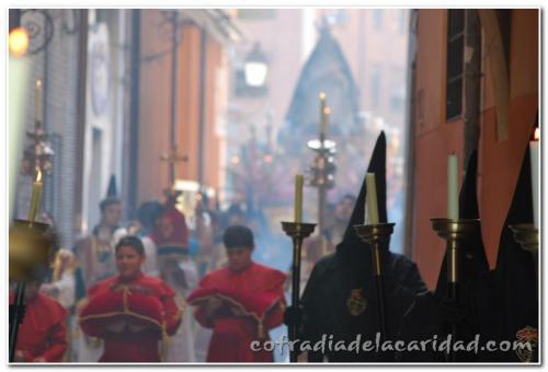 173 Procesión Sábado Santo (4 abril 2015)