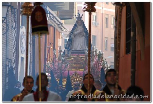 174 Procesión Sábado Santo (4 abril 2015)