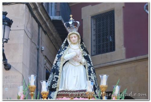 176 Procesión Sábado Santo (4 abril 2015)