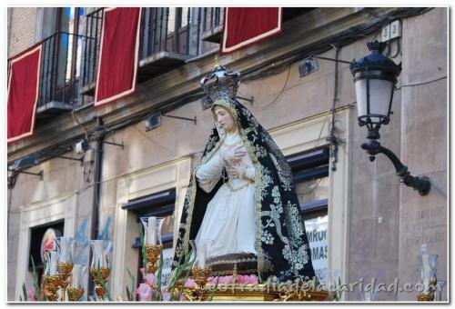 177 Procesión Sábado Santo (4 abril 2015)