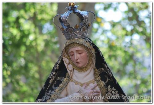 182 Procesión Sábado Santo (4 abril 2015)