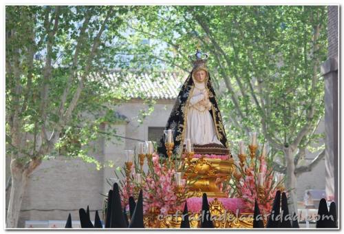 184 Procesión Sábado Santo (4 abril 2015)