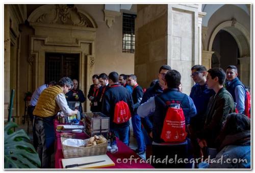 019 VII Encuentro Jóvenes Cofrades (18 febr 2017)