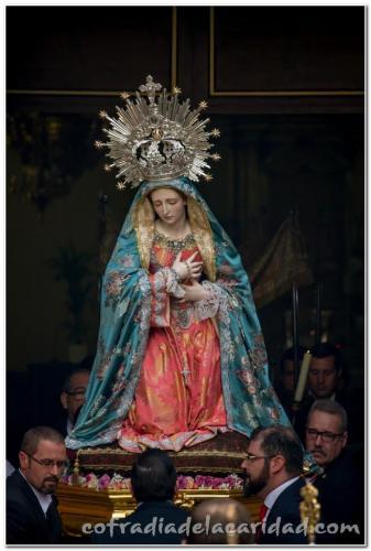 18 Visita Cofradía de la Salud-Rosario (29 octubre 2017)