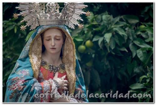 51 Visita Cofradia de la Salud-Rosario (29 oct 2017)