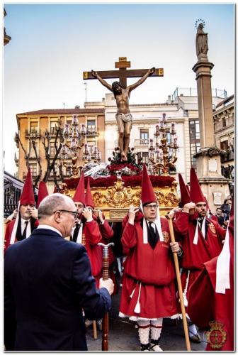 012 Procesión Sabado Pasión (13 abril 2019)