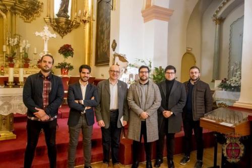 14 San Juan Patrón jóvenes (27 diciembre 2019)