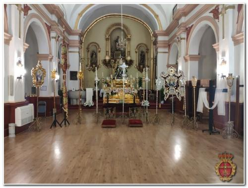 23 Procesión Sabado Santo (20 abril 2019)