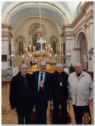 25 Procesión Sabado Santo (20 abril 2019)