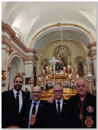 26 Procesión Sabado Santo (20 abril 2019)