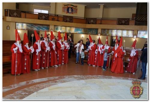 28 Convocatoria Sabado Pasion (13 abril 2019)