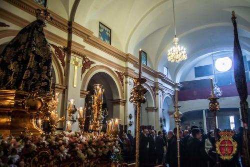 33 Procesión Sabado Santo (20 abril 2019)