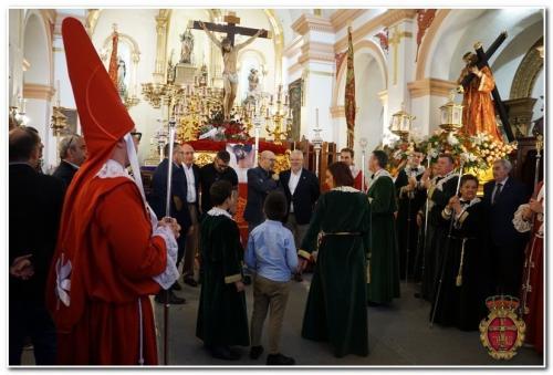 34 Convocatoria Sabado Pasion (13 abril 2019)
