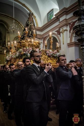 44 Procesión Sabado Santo (20 abril 2019)