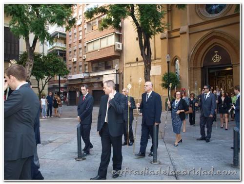 002 Rosario Publico y Eucaristia 2013