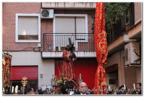 003 Hermanamiento Nazareno en Murcia 2013
