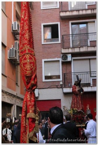 004 Hermanamiento Nazareno en Murcia 2013
