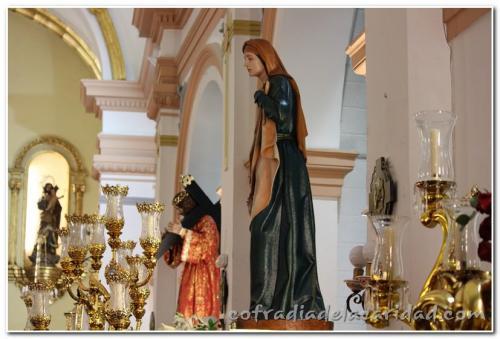 004 Misas difuntos, Convocatoria y Pasos 2013