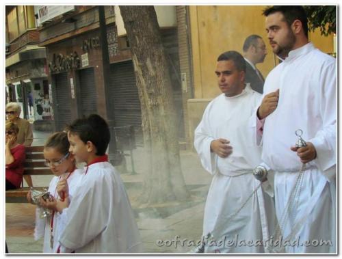 004 Rosario Publico y Eucaristia 2013