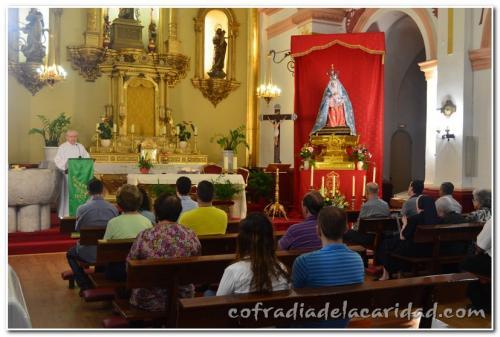004 Rosario de la Aurora y Misa de Alba 2013
