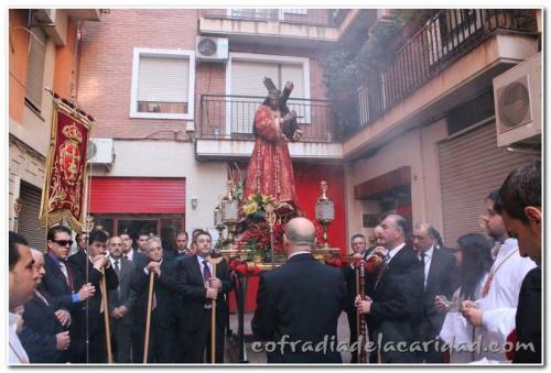 005 Hermanamiento Nazareno en Murcia 2013