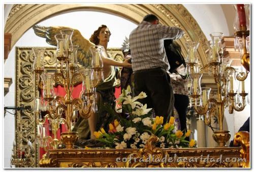 005 Misas difuntos, Convocatoria y Pasos 2013
