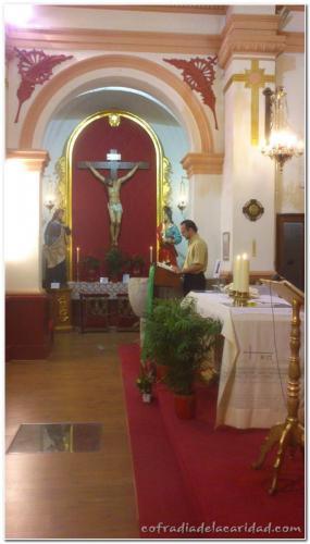 005  Eucaristía XX Aniversario 2013