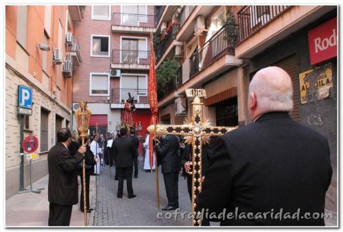 006 Hermanamiento Nazareno en Murcia 2013