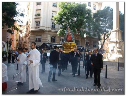 006 Rosario Publico y Eucaristia 2013