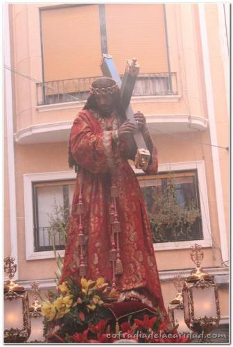 007 Hermanamiento Nazareno en Murcia 2013