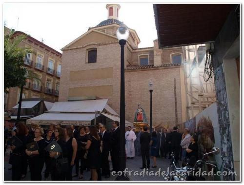 007 Rosario Publico y Eucaristia 2013