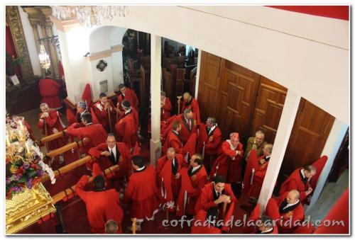 008 Procesión Sabado Pasión 2013