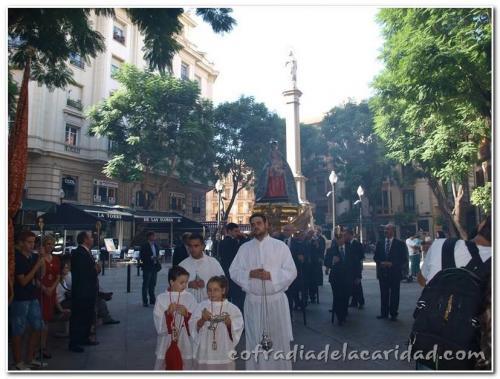 008 Rosario Publico y Eucaristia 2013