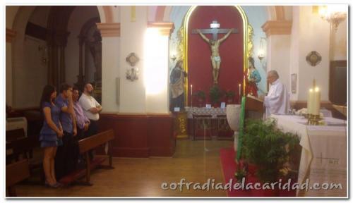 008  Eucaristía XX Aniversario 2013