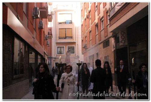009 Hermanamiento Nazareno en Murcia 2013