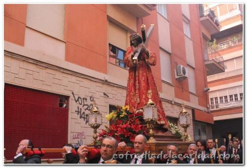 010 Hermanamiento Nazareno en Murcia 2013