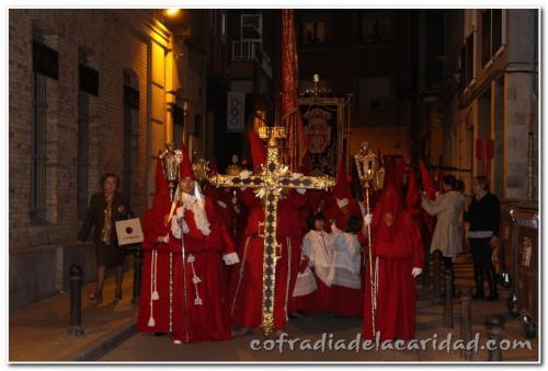 010 Procesión Sabado Pasión 2013