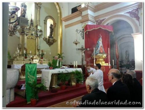 010 Rosario Publico y Eucaristia 2013