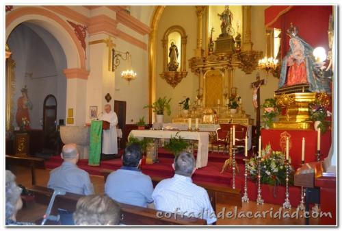 010 Rosario de la Aurora y Misa de Alba 2013