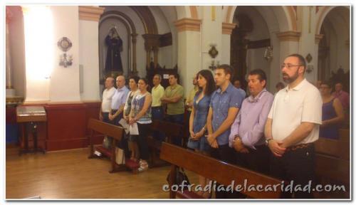 010  Eucaristía XX Aniversario 2013
