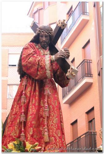 011 Hermanamiento Nazareno en Murcia 2013